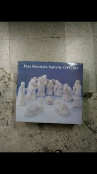 Nativity set 11 piece Southfield, 48313