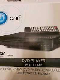 ONN DVD Player