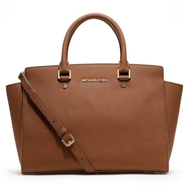 L@@K Rare!!! Michael Kors SELMA USED EXCELLENT CONDITION