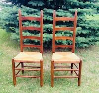 Antique Hand Made Chairs! Chicago, 60608