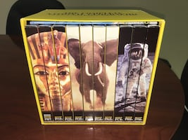 Complete Nat Geo Collection