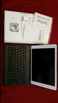 iPad Air 16gb, keyboard & protective case Hillsborough, 27278