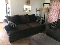 Couch, loveseat and ottoman Las Vegas, 89145
