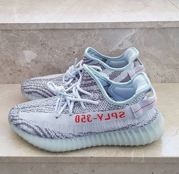 2b0d2d8dc Used Yeezy blue tint 8.5 for sale in Tampa - letgo