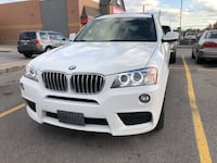 2014 BMW X3  M Package Vaughan