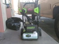 black and green pressure washer Albuquerque