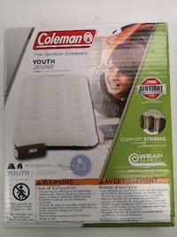 Coleman Youth Airbed - 01231 Calgary