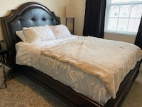 Queen Bed MOVING SALE!!!  Silver Spring, 20902