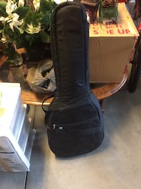 black guitar case Oxnard, 93036