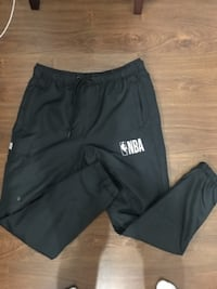black and gray Nike shorts Surrey