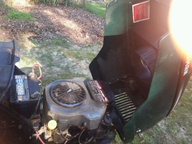 Craftsman lawn tractor 22HP engine Kohler Pro VTwi 1d6485f0-0d38-4210-9479-e5c31ee2f3b5