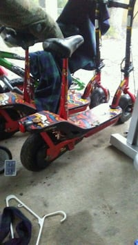 red and black motor scooter Summerville, 29485
