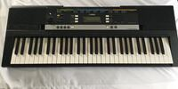 Yamaha PSR-E243 Keyboard with On Stage Stands stand and headphones Germantown, 20874
