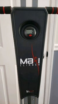 MaxiClimber full body workout system Centreville, 20121