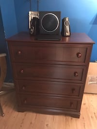Brown South Shore 4-Drawer Dresser  Brampton, L6T