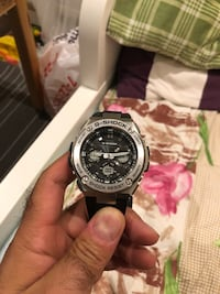 Casio G-shock 6619 km