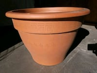 """Authentic MADE IN """"ITALY"""" CLAY POT , - Never Used  Quakertown, 18951"""