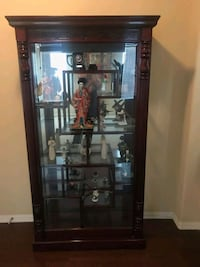 Rosewood curial cabinet San Marcos, 92078