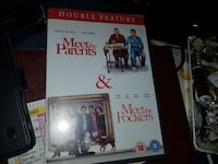 Meet the parentes og meet the fockers dvd