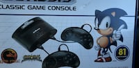 Genesis Classic game console brand new sells for 45  Ontario, 91762