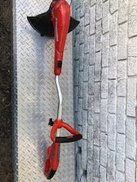 red and black string trimmer Savannah, 31405