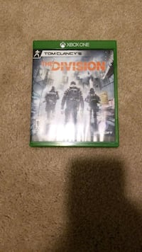 The Division XBOX 1 Console game