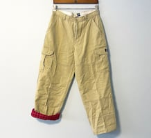 Vintage Double lined Gap cargo pants
