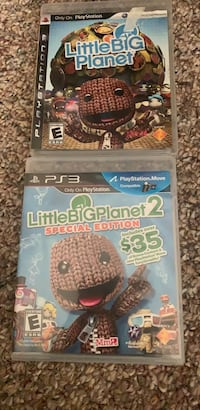 Little Big Planet 1&2 Coon Rapids, 55433