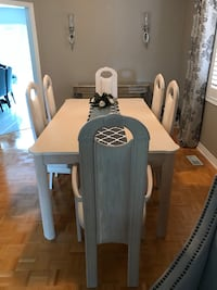 Table and chair set  Vaughan, L6A 2H1