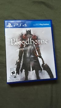 Blood borne ps4 game Red Deer, T4R 0C6