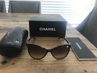 Chanel Cat Eye Sunglasses