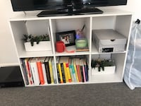 IKEA 6 Cube Shelf Oakland, 94602