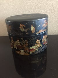 Antique collectible Japanese Box