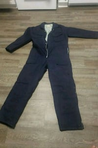 Insulated one piece work suit Toronto, M6J 2M9