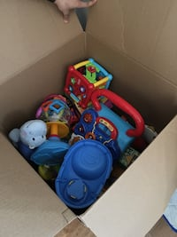 Box of baby toys Bowie, 20716