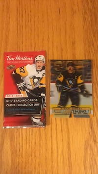 Sidney Crosby Top Line Talent Card