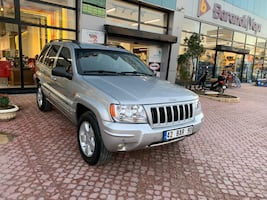 2004 Jeep Grand Cherokee 4.7 LIMITED