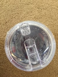 Brand new water tumbler with lid Branchburg
