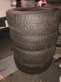 4 LAUFENN WINTER TIRES FOR SALE Montréal