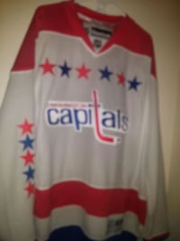 Brand new vintage washington capitals jersey Niagara Falls