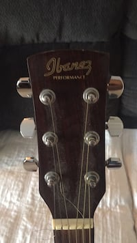 Ibanez lefty Acoustic 125.00 OBO Bowie, 20715