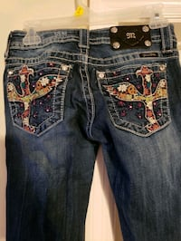 Miss me jeans, Skinny. 26/26 see description please
