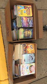 Calling all teachers - books for sale - ages 7-12 Falls Church, 22042