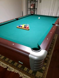 Mizerak Pool Table