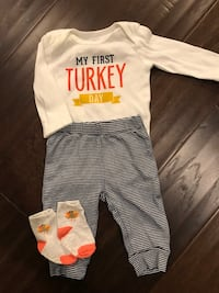 Baby clothes - thanksgiving  51 km