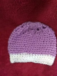 white and purple knitted textile Whittier, 90602