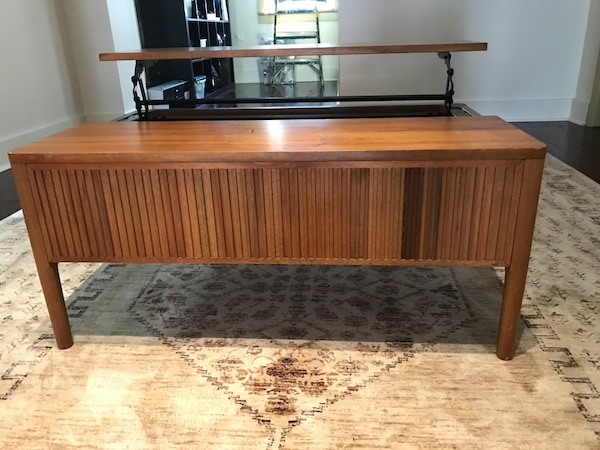Pop Up Coffee Table.Urban Outfitters Home Naya Pop Up Coffee Table Originally 400 Never Used