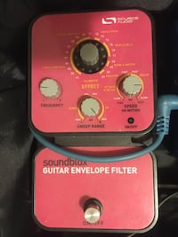 Soundbox guitar envelop filter Alexandria, 22301