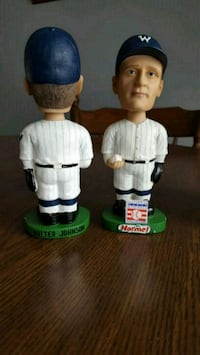 Walter Johnson, Minnesota Twins bobblehead. Perfec