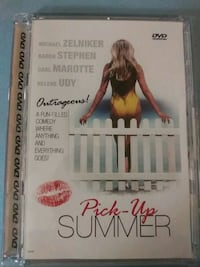 Pick-up Summer dvd